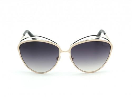 Солнцезащитные очки Christian Dior Songe B1MY9 White/Gold