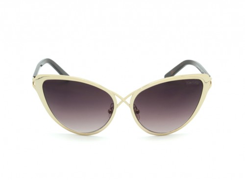 Солнцезащитные очки Tom Ford Anlellica TF0321 A1 brown/gold