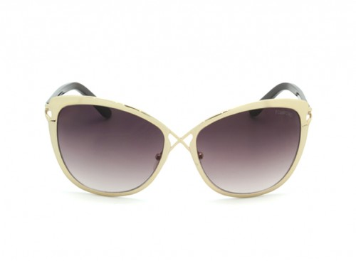 Солнцезащитные очки Tom Ford Anlellica TF0322 A1 Brown/Gold