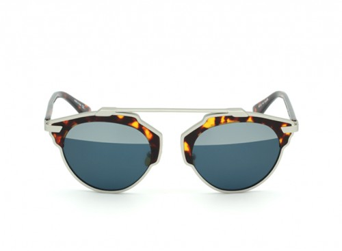 Солнцезащитные очки Christian Dior So Real BIAYI Gray-Bk Mirror/Havana