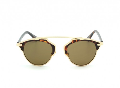 Солнцезащитные очки Christian Dior So Real B1NP8 Havana/Gold