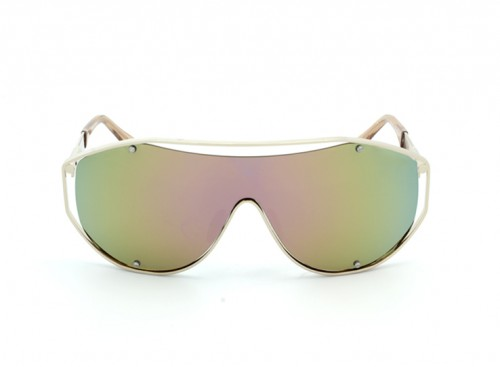 Солнцезащитные очки Givenchy SGVA19 mirror gold-pink