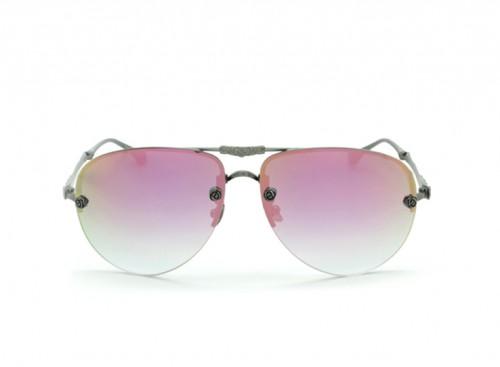 Солнцезащитные очки Lotos LOTD Titanium LT 10 metal/pink-gray