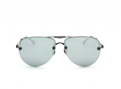 Солнцезащитные очки LOTD Titanium LT 10 metal/grey