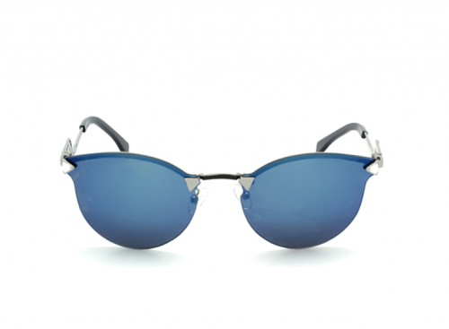 Солнцезащитные очки Fendi FF 0040/S LQJTX Dark Blue