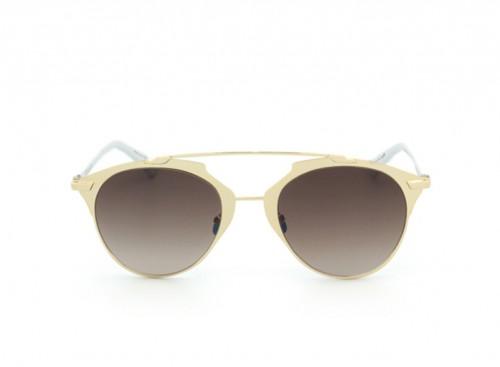 Солнцезащитные очки Christian Dior REFLECTED Goldwhite
