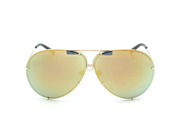 Солнцезащитные очки Porche Designe P8478 A gold
