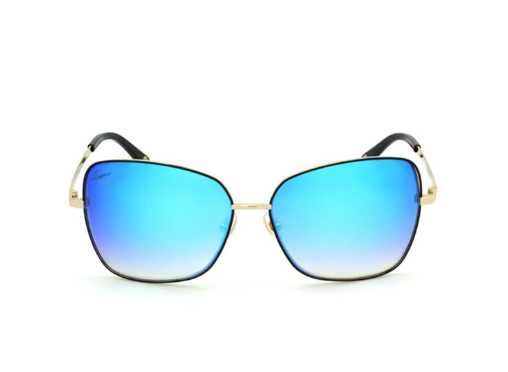 Солнцезащитные очки Gucci GG3264/S 24J/BF blue mirror