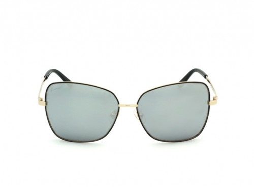 Солнцезащитные очки Gucci GG3264/S 24J/BF black mirror/g