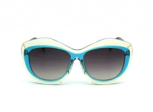 Солнцезащитные очки Fendi FF0029/F/S 7NT N6 turquoise