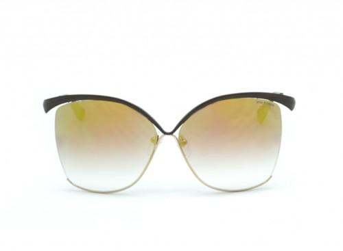 Солнцезащитные очки Dita Von Teese Exguis 23006-C-PUR-GLD-64