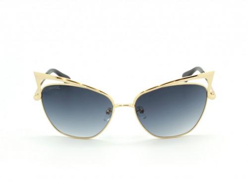Солнцезащитные очки Dita Von Teese FemmeTotale DVT 102 black/gold