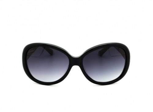 Солнцезащитные очки Gucci Oval-frame diamantissima GG 3706 KU2/CL