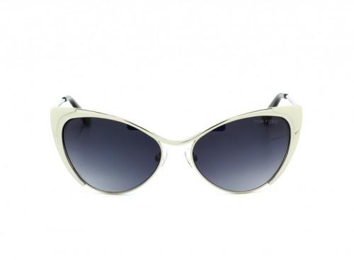 Солнцезащитные очки Tom Ford NASTASYA CAT-EYE FT 0304 28G