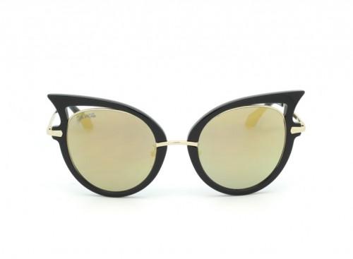 Солнцезащитные очки Dita Von Teese 23007-D-BLK-GLD-02