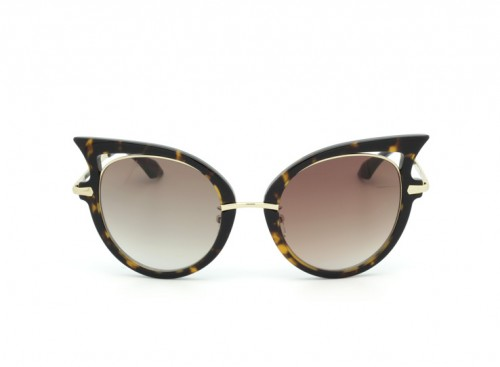 Солнцезащитные очки Dita Von Teese 23007-D-BRN-GLD-04