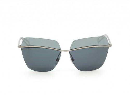 Солнцезащитные очки Christian Dior Metallic 086BL Grey/Steel Bronze