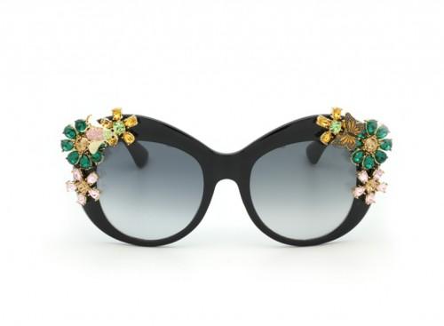 Солнцезащитные очки Dolce&Gabbana Enchanted Beauties DG 4245 501/87