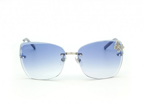 Солнцезащитные очки Gucci Flora Butterfly GG 4217/S KTUFT3 Blue