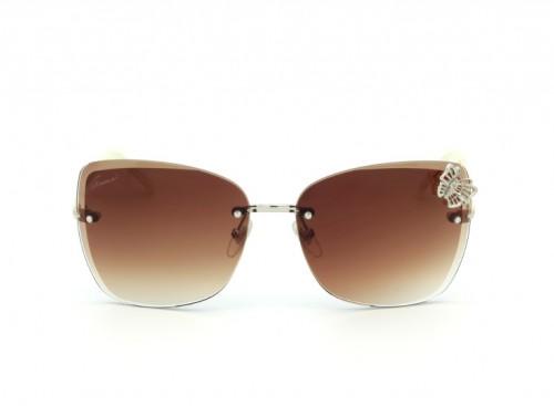 Солнцезащитные очки Gucci Flora Butterfly GG 4217/S KUZCL Brown