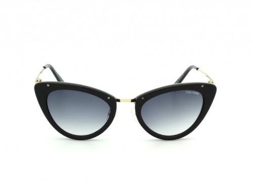 Солнцезащитные очки Tom Ford GRACE CAT-EYE FT 0349 C1