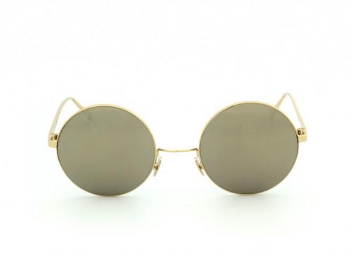 Солнцезащитные очки Linda Farrow LFT/151/1 gold