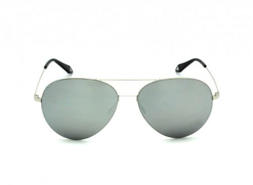 Солнцезащитные очки Victoria Beckham Aviator 0089 silver morror glass