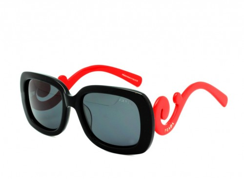 Солнцезащитные очки Prada Minimal Baroque SRP270S EAB/8ZI