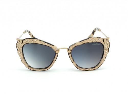 Солнцезащитные очки Miu Miu SMU04QS OAN/6P1