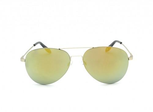 Солнцезащитные очки Victoria Beckham V 852 C2 grey mirror/gold