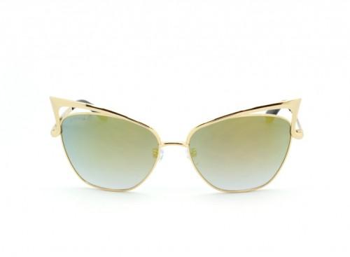Солнцезащитные очки Dita Von Teese Femmetotale DVT 102 gold