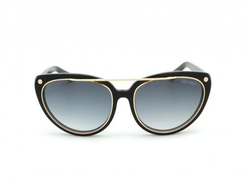 Солнцезащитные очки Tom Ford TF 0384 01B Black
