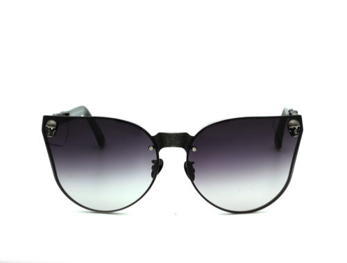 Солнцезащитные очки Alexander McQueen AMQ 4361/S 002JJ BK