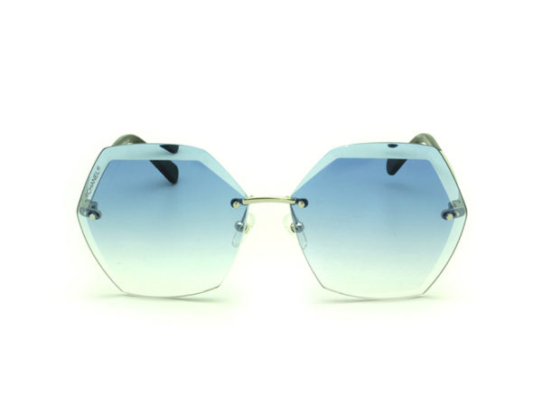 Солнцезащитные очки Chanel A 71180 B/C2ON LIGHT BLUE