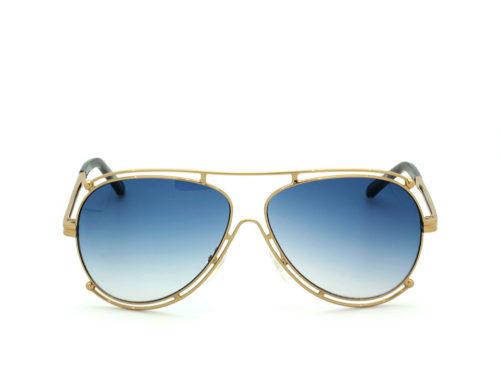 Солнцезащитные очки Chloe CE121S 750 Blue