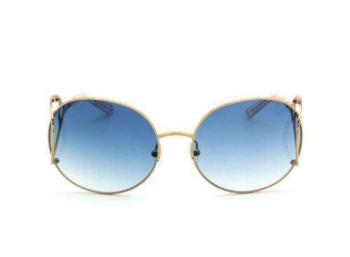 Солнцезащитные очки Chloe CE124S 750 Blue